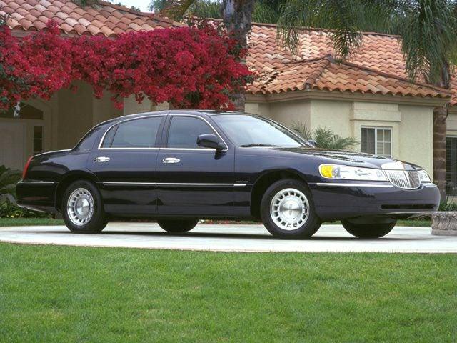 2000 Lincoln Town Car Signature Columbus Oh Delaware Dublin Marion
